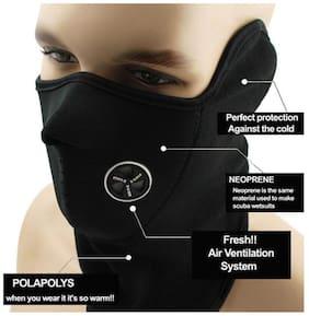Sunrise International Face mask for Bike riders-Winter Sport Mask Anti Fog Windproof Bike Bicycle Cycling Mask