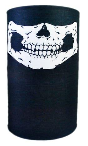 FAVINO Printed Polyester Multipurpose 12 in 1 Bandana Multicolor
