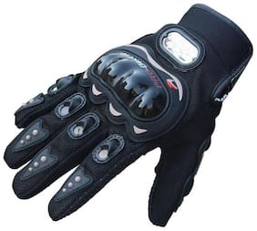 Favourite BikerZ Probiker Gloves Color - Black M