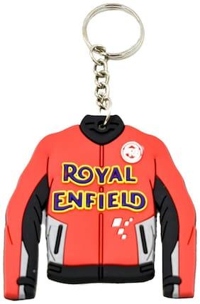 Faynci Bike Fashion Quality Jacket Biker Jersey Red Key Chain