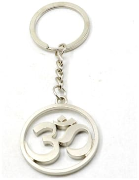 Faynci Om Key Chain Keying for Cars Blessings of God Always with You for good luck/gifting family member, friends