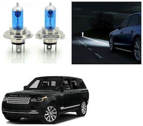 feelitson Car 12V 130/100W H4 High Beam Halogen Head Light Bulb (Set of 2) for All Cars
