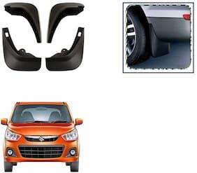 FeelitsonTM Car O.E Type Mud Flap/Guard (Set of 4 Pcs.) for Alto K10 New