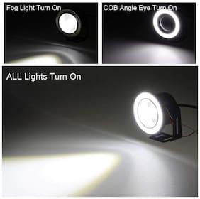FOG LIGHT WHITE LIGHT 3.5 HIGH POWER LED PROJECTOR FOG LIGHT COB