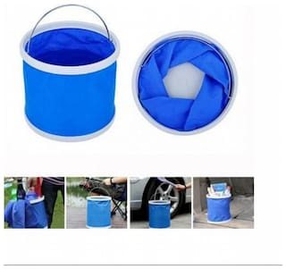 foldable Portable Car Cleaning bucket
