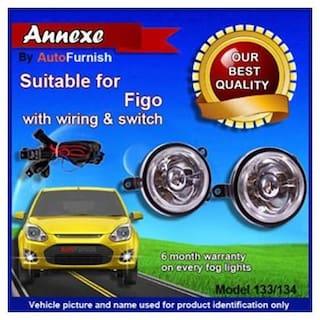 Ford Figo Fog Light LA Set of 2 Pcs. With Wiring