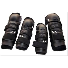 Page 2 elbow and knee guards for bikers online at best price in fox knee and elbow guard freerunsca Choice Image