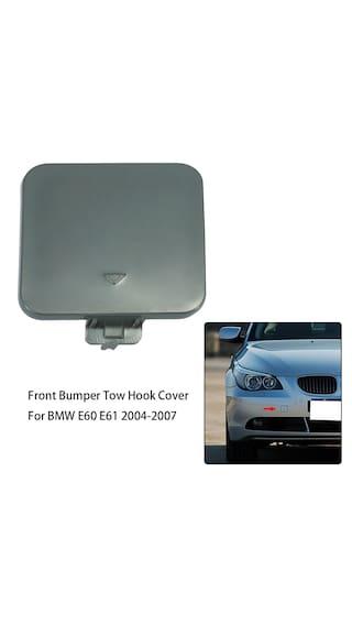 Buy Front Bumper Tow Hook Cover Cap for BMW E60 E61 5 Series 520d ...