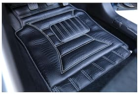 FRONTLINE Anti Skid Car Foot Mats For Maruti Suzuki Ritz