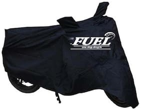 Fuel Body Cover For Universal Bike And Scootyblack