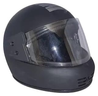 Full Face Helmet with ISI Approved