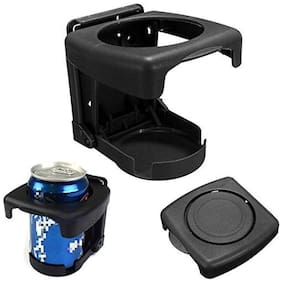 G GAPFILL Foldable CAR Drink/CAN/Glass/Bottle Holder Consoles & Organisers for Cars (Assorted)