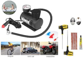 G GAPFILL Car Air Compressor WITH FREE PUNCTURE KIT