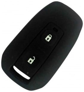 G&S Traders Silicone Key Cover For Tata Vista Remote Key (2 Button)