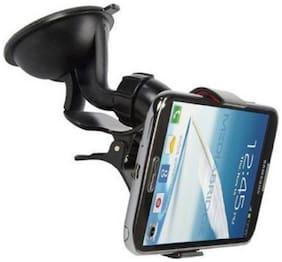 Gadgetx Universal Car Mount Holder Windshield Car Mobile Holder - Clip Type