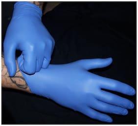 Global Nitrile Gloves(50 pcs)