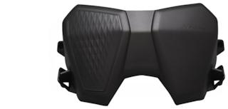 TVS Accessories Glove Box for Ntorq (Black)