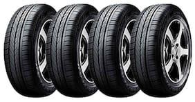 Goodyear Duraplus 4 Wheeler Tyre (155/80 R13 79T  Tube Less) (Set Of 4)
