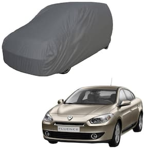 Gromaa Car Body Cover For Renault Fluence Grey