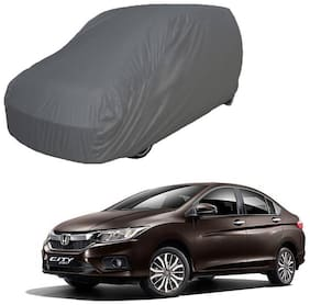 Gromaa Car Body Cover For Honda City ZX Grey