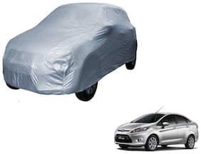 Gromaa Silver Car Body Cover For Ford Fiesta