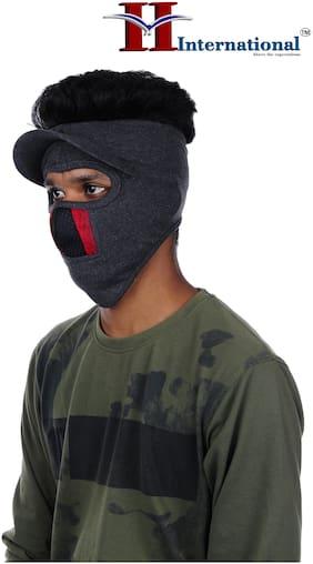 H International  Bike Face Mask, Anti Pollution, Sun Protection, Winter protection Face Mask