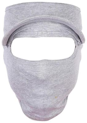 H-STORE Spandex Grey Color Riding Face Mask