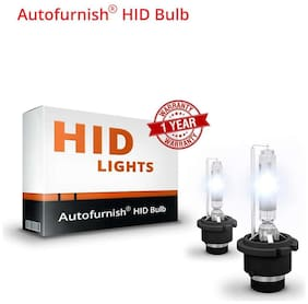 H4 6000K Car Xenon HID Headlight Coversion Kit for Isuzu MUX