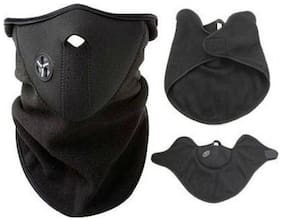 Half Face Mask Dust Proof black mask