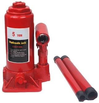 HBJ 5Ton Hydraulic Bottle Vehicle Jack (5000 kg)