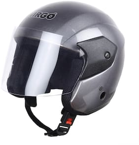 Helmet virgo no 1 ARU Color  Glossy finish visor color Clear
