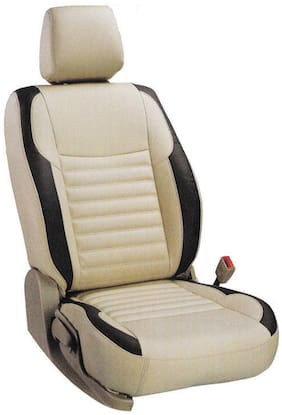 Hi Art Leatherite Car Seat Covers - Hyundai Verna Fluidic