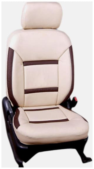 Hi Art Leatherite Car Seat Covers-Maruti Zen