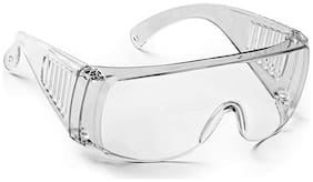 HM Evotek Bikers Safety Anti Dust Goggles E02MM Clear 1 pc