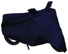 HMS BLUE BIKE BODY COVER FOR PULSAR 200 CC DOUBLESEATER - COLOUR BLUE