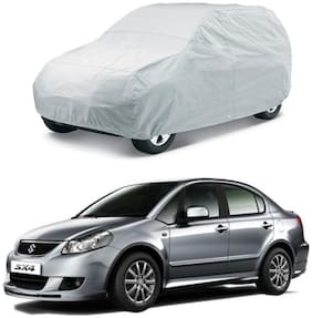 HMS CAR BODY COVER FOR SX4 - COLOUR SILVER