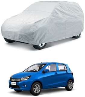 HMS CAR BODY COVER FOR CELERIO - COLOUR SILVER