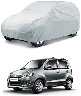 HMS CAR BODY COVER FOR NEW WAGON R - COLOUR SILVER