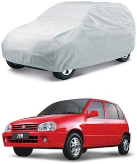 HMS CAR BODY COVER FOR ZEN - COLOUR SILVER