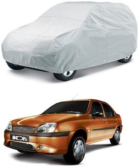 HMS DUSTPROOF CAR BODY COVER FOR IKON - COLOUR SILVER