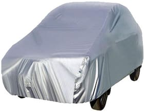 HMS SILVER MATTY CAR BODY COVER FOR TUV-300 - COLOUR SILVER