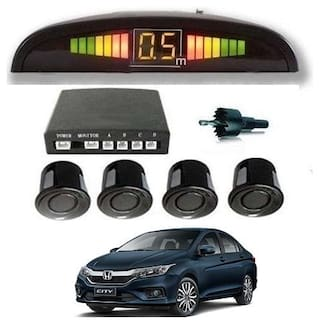 Honda City New Reverse Parking Sensor