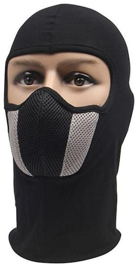 Hoz Hozie Bike Riding Full Face Mask For Men's & Women's / Sun Protection