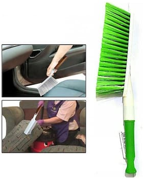 Huskey Carpet Brush For Home And Cars