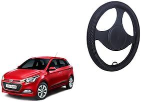 Hyundai Elite i20 Netted Black Steering Cover
