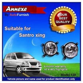 Hyundai Santro Xing Fog Light LA Set of 2 Pcs. With Wiring