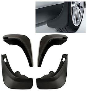 Hyundai Santro Xing Premium Quality Mud Flaps (4 Pcs) - By CARSAAZ