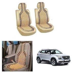 Hyundai Venue Wooden Beat Seat Set Of 2
