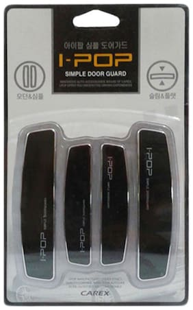 I-Pop Black Door Guard (Set Of 4)