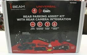 iBeam USA TE-PSCD Rear Parking Assist Kit with Rear Camera Integration BRAND NEW